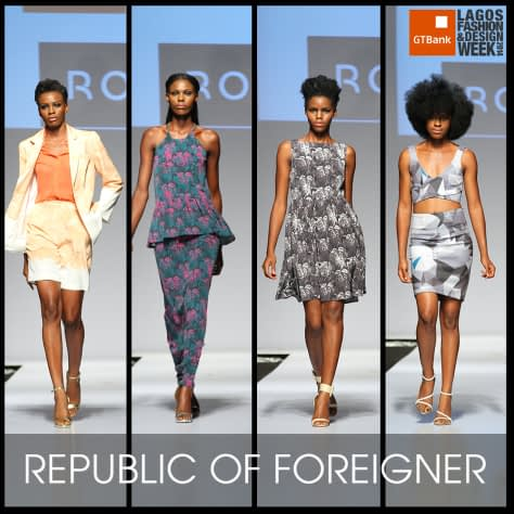 Republic Of Foreigner